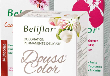 Les colorations Beliflor